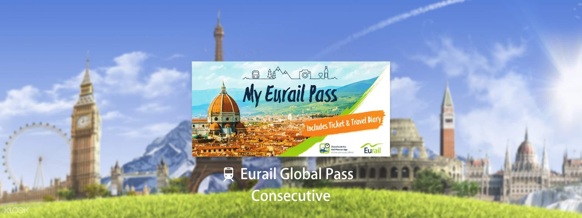 유레일 글로벌 패스 - 스위스, 프랑스 등 유럽 31개국 자유 여행! - Klook